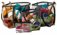 Zippered Knitting Project Bags