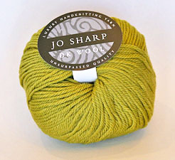 Jo Sharp Classic DK Wool color #009 Lilium
