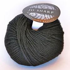 Jo Sharp Classic DK Wool color #302 black