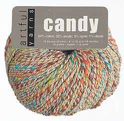 Artful Yarns Candy Knitting Yarn