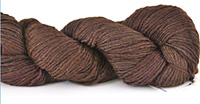 Malabrigo Silky Merino color redwood bark