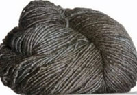 Malabrigo Silky Merino Yarn, color 430 smoke