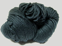 Malabrigo Merino Worsted Yarn, color blue graphite 508