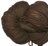 Malabrigo Merino Worsted Yarn, color coco 624