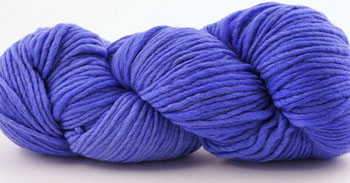 Malabrigo Worsted Merino Yarn, color jacinto 193