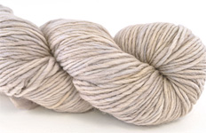 Malabrigo Merino Worsted color pearl 36