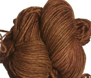 Malabrigo Worsted Merino Yarn, color 50 roanoke