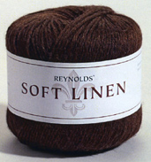 Reynolds Soft Linen knitting yarn
