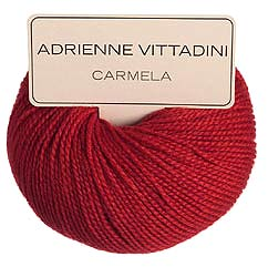 Adrienne Vittadini Knitting Pattern Books : California Yarn Co. - Adrienne Vittadini Carmela
