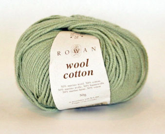 Rowan Wool Cotton cucumber 935 on sale