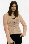 Artful Yarns Candy pattern