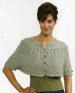 Artful Yarns Serenade pattern