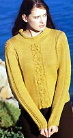 Jo Sharp Book 2, pattern Isobelle Sweater