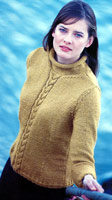 Jo Sharp Book 2, pattern Rebecca Sweater