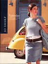 Jo Sharp knitting pattern book nine - Saturday, Jo Sharp knitting yarn,