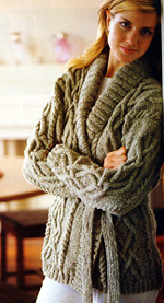 Free Knit Cardigan & Jacket Patterns
