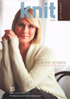 Jo Sharp knitting pattern book - Knit Issue 1