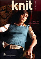 Jo Sharp knitting pattern book - Knit  Issue 3