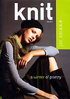 Jo Sharp Knit 6 knitting book