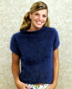 Reynolds Frisky yarn pattern