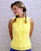 Reynolds Frisky knitting yarn, Reynolds Frisky knitting pattern