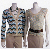 Adrienne Vittadini Knitting Pattern Books : Adrienne Vittadini Alexa yarn