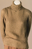 Adrienne Vittadini Fall Collection 2002 vol 19 Classic turtleneck