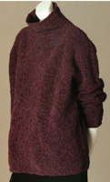 Adrienne Vittadini Fall Collection 2002 vol 19 Oversized pullover