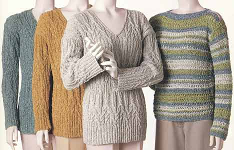 Adrienne Vittadini Knitting Pattern Books : ADRIENNE VITTADINI PATTERNS   FREE Knitting PATTERNS